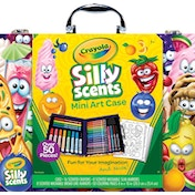 Crayola Silly Scents Mini Art Kit