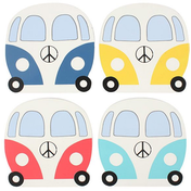 Set of 4 Campervan Coasters