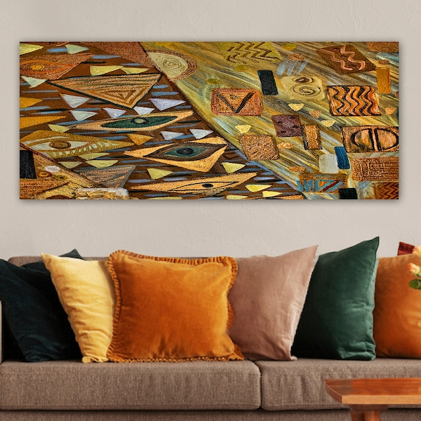 YTY264363845_50120 Multicolor Decorative Canvas Painting