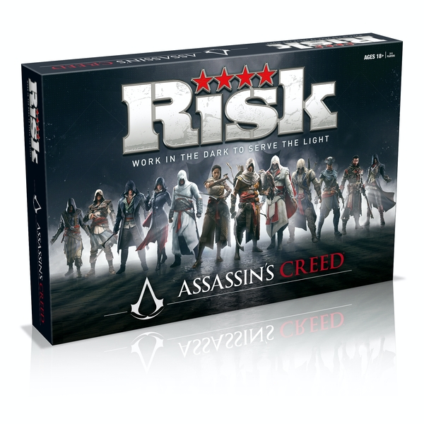 Risk Assassin's Creed Edition