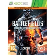 Battlefield 3 Premium Edition Game + Premium Membership Xbox 360