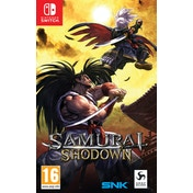Samurai Shodown Nintendo Switch Game