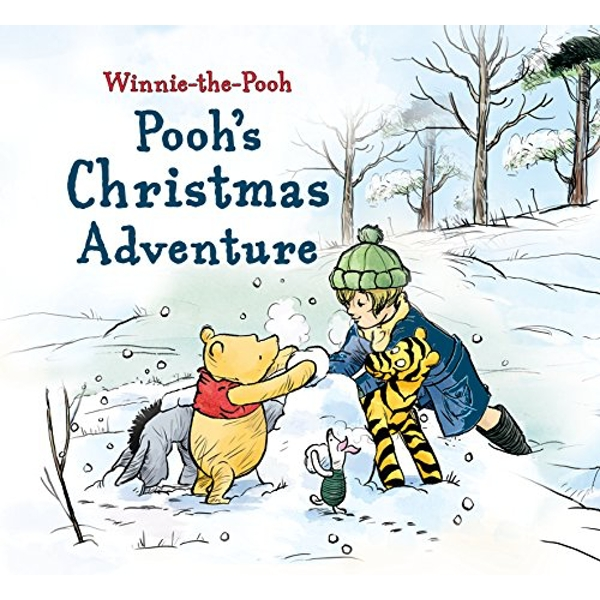 Winnie-the-Pooh: Pooh's Christmas Adventure by Egmont Publishing UK (Paperback, 2016)