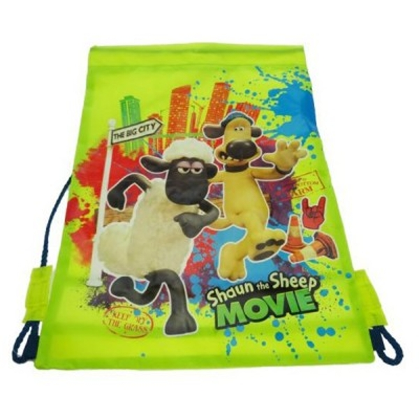 Shaun The Sheep Movie Pump Bag