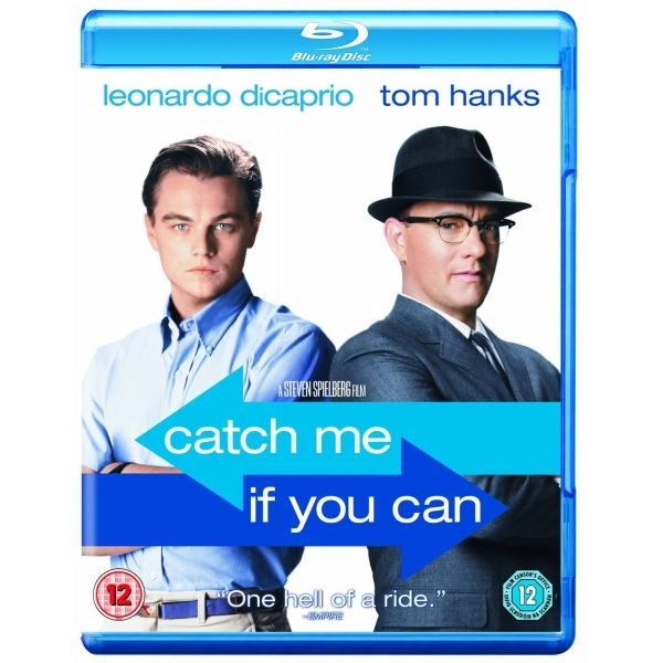 Catch Me If You Can Blu-ray