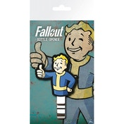 Fallout 4 Vault Boy Metal Bottle Opener