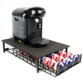 Tassimo 60 Pod Holder Drawer | M&W Black