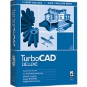 TurboCAD Deluxe V12 PC