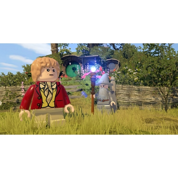 LEGO The Hobbit Game Xbox 360 - Image 3