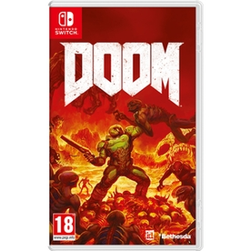 Doom Nintendo Switch Game