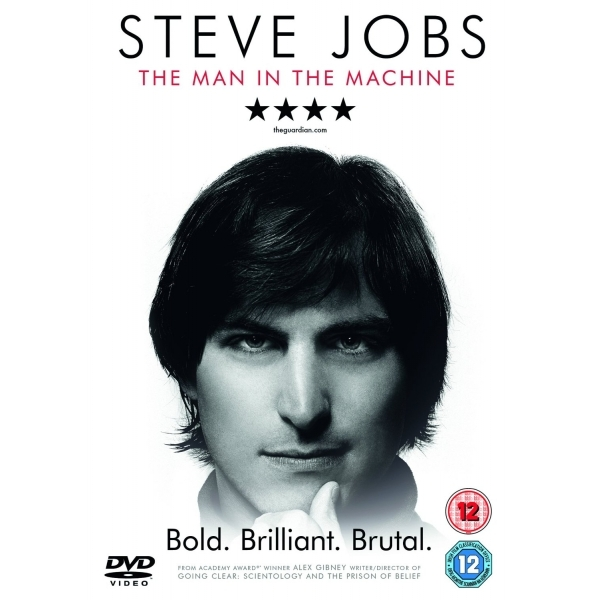 Steve Jobs - The Man In The Machine DVD