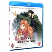 Eden Of The East Movie 2 Paradise Lost Blu-ray