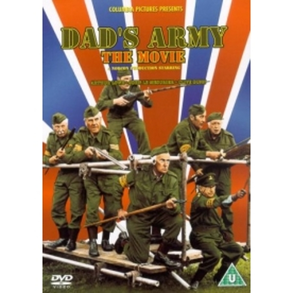 Dad's Army: The Movie DVD