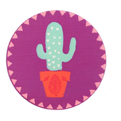 Cactus Magnet Pack Of 6