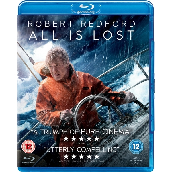 All Is Lost Blu-ray - Image 1