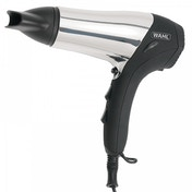 Wahl ZX573 Chrome Ionic Hair Dryer 2000W UK Plug