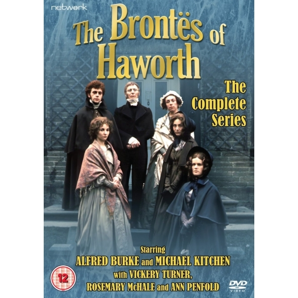 The Brontes of Haworth: The Complete Series DVD