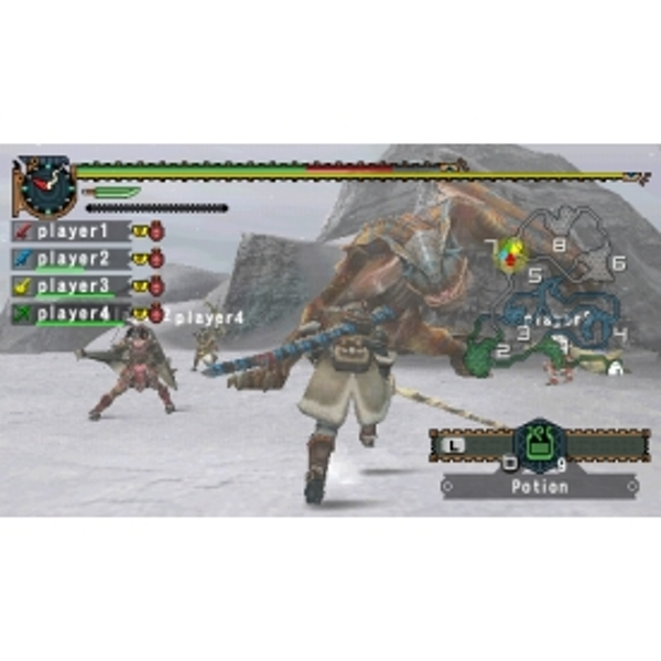 Monster Hunter Freedom 2 Game (Essentials) PSP - Image 3