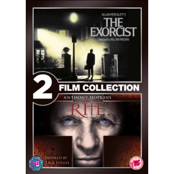 2 Film Collection - The Rite / The Exorcist DVD
