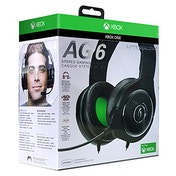 Afterglow AG 6 Officially Licensed Wired Stereo Gaming Headset for Xbox One