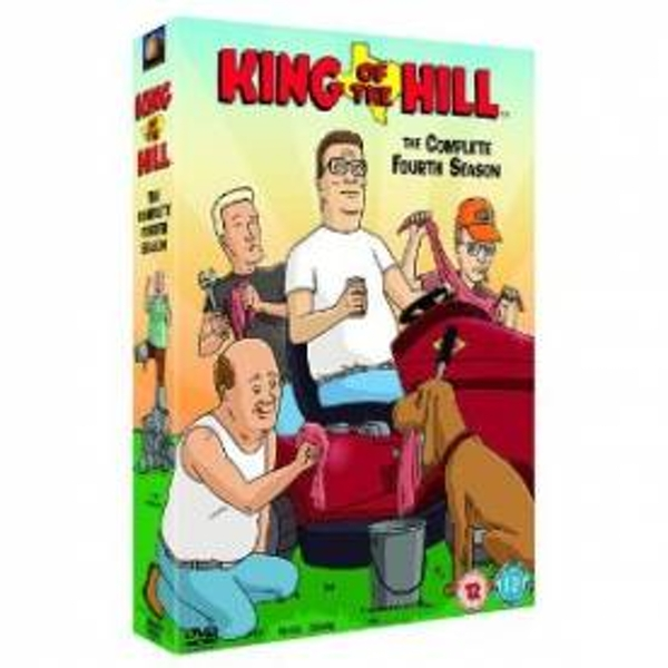 King Of The Hill - The Complete Fourth Season [DVD] [2004] [DVD] (2004)