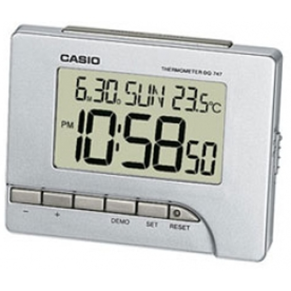 Casio Digital Alarm Clock