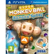 Super Monkey Ball Banana Splitz Game PS Vita