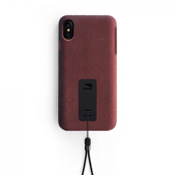 Lander Moab Case for Apple iPhone Xs Max - Red