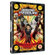 Deadman Wonderland The Complete Series DVD