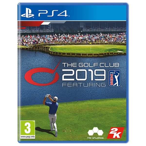 The Golf Club 2019 Featuring PGA Tour PS4 Game
