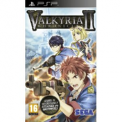 Valkyria Chronicles II 2 Game PSP