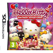 Hello Kitty Birthday Adventures Game DS