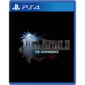 Final Fantasy XV A VR Experience PS4 Game (PSVR)