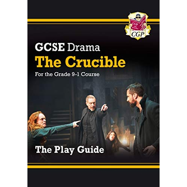 New Grade 9-1 GCSE Drama Play Guide - The Crucible  Paperback / softback 2018