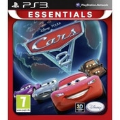 Cars 2 PS3 Game (Essentials)