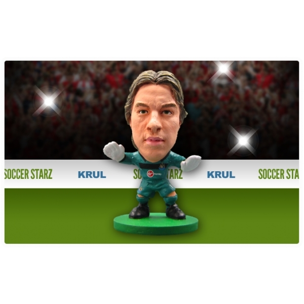 Soccerstarz Newcastle Home Kit Timothy Michael Krul