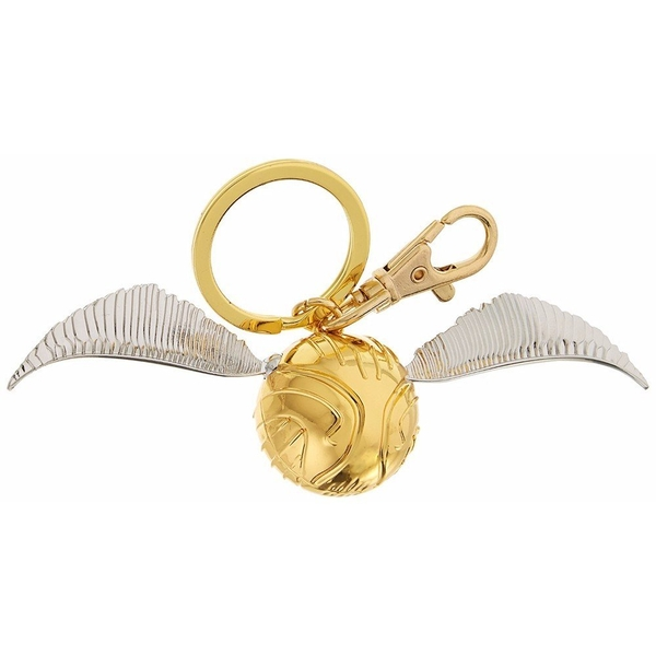 Harry Potter 3D Golden Snitch Keyring