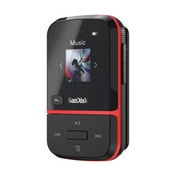 SanDisk Clip Sport Go 16GB MP3 Player Red