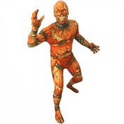 Morphsuit Jack O Lantern X-Large One Colour