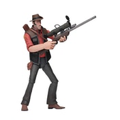 Red Sniper (Team Fortress 2) Neca Series 4 Action Figure