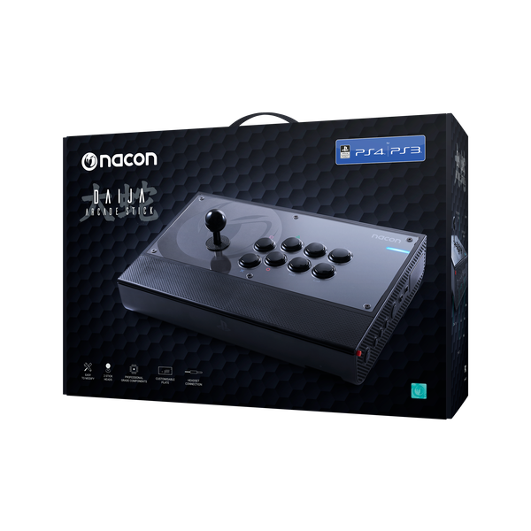 Nacon Daija Arcade Fight Stick for PS4