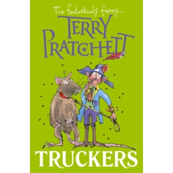 Truckers: The First Book of the Nomes by Terry Pratchett (Paperback, 2015)