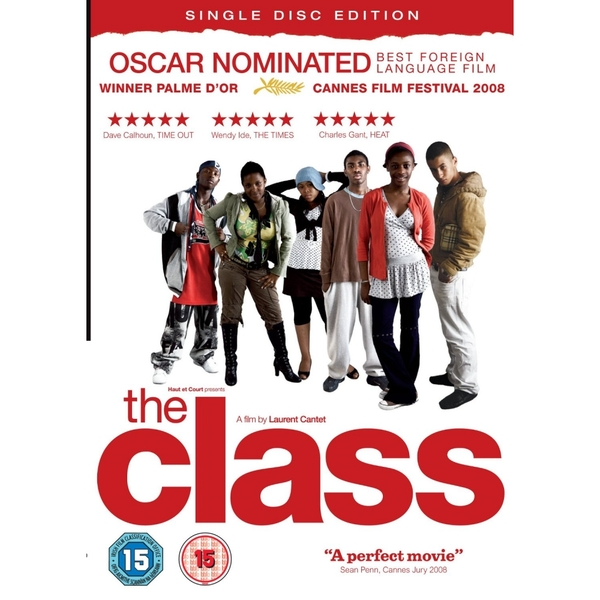 The Class (Single-disc edition) DVD