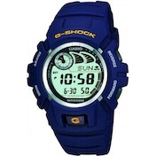 Casio G2900F-2VER G-Shock Watch with e-Databank Blue