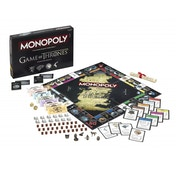 Game of Thrones Monopoly Deluxe Collector's Edition Board Game