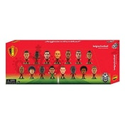SoccerStarz Belgium 2016 Edition V2 15 Player Team Pack