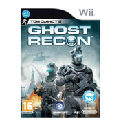 Tom Clancys Ghost Recon Game Wii