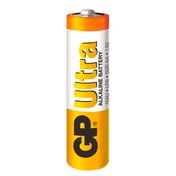 GP Batteries Ultra Alkaline AA, pack of 12 (8+4) - GPPCA15AU080