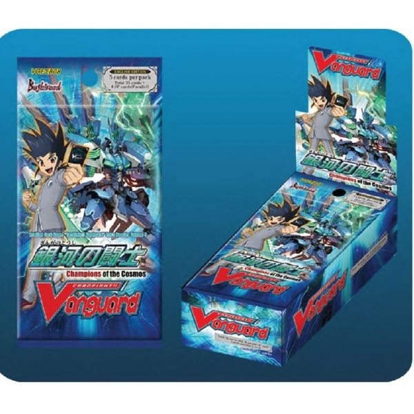 Cardfight Vanguard TCG Campions Of The Cosmos EB08 Extra