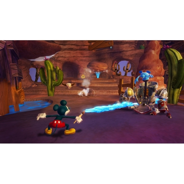 Disney Epic Mickey 2 The Power of Two Game Wii U - Image 4